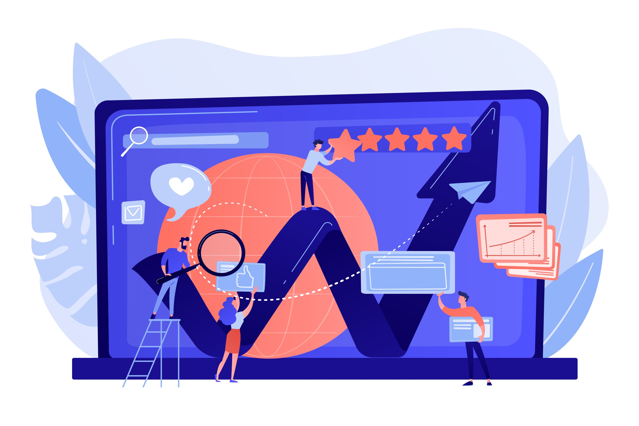 iSmart Communications SEO search ranking