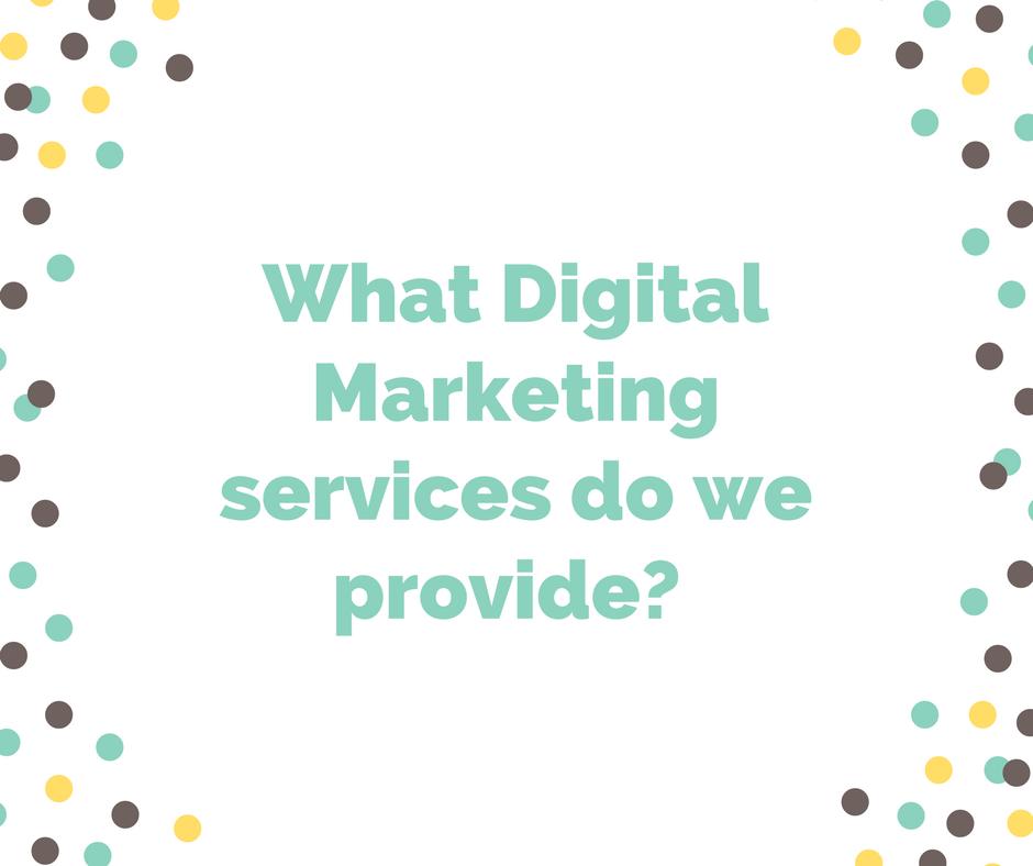 Digital Marketing Agency Singapore & Asia provides a wide range of digital marketing services