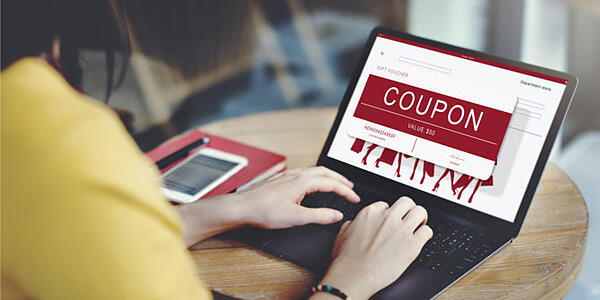 Bad coupon codes ruin sales conversion