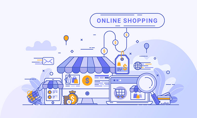 Ecommerce Website Development 1
