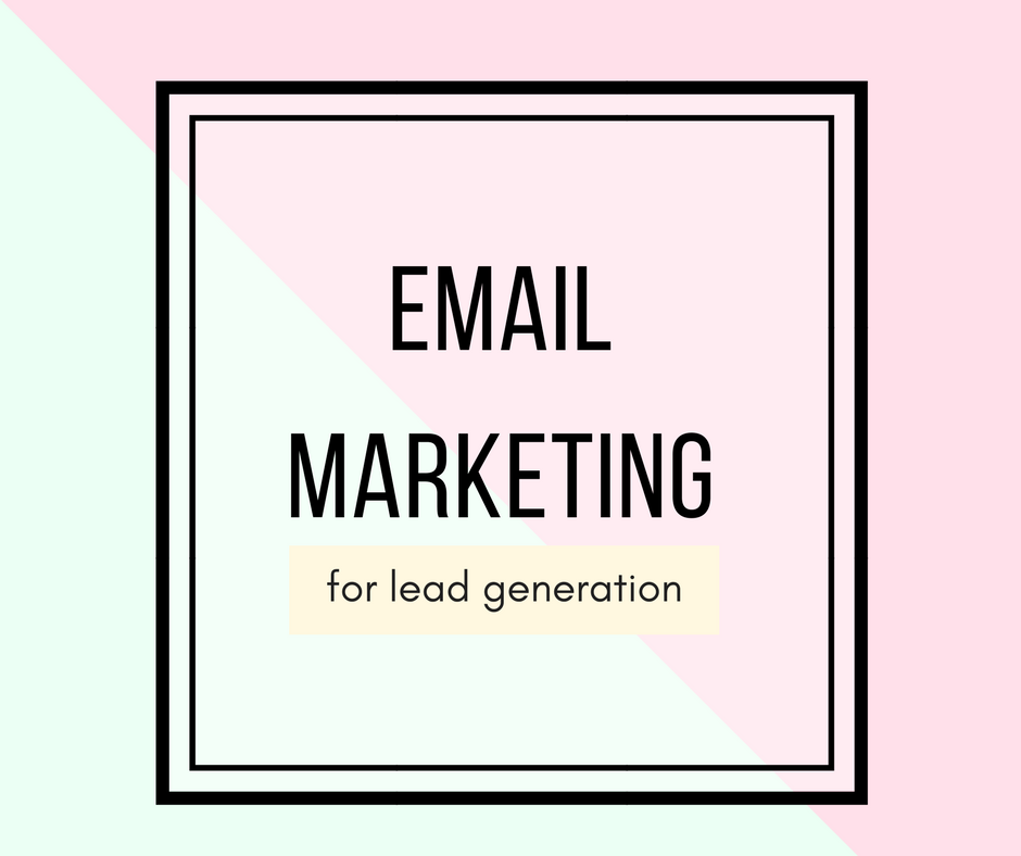 Lead Generation Agency Singapore Asia providing email marketing for lead generation