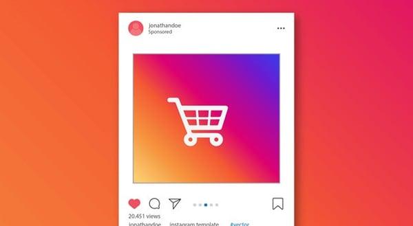 iSmart Communications Instagram Shopping Marketing Posts for E-commerce Marketing