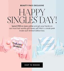 iSmart Communications Sephora Singles Day