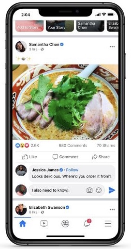 iSmart Communications Facebook