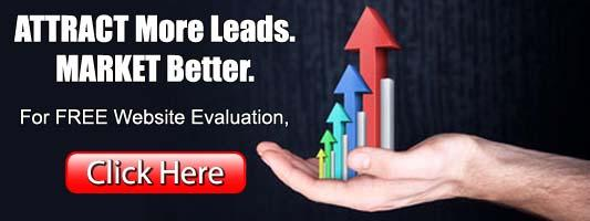 Get Your FREE Website Evaluation