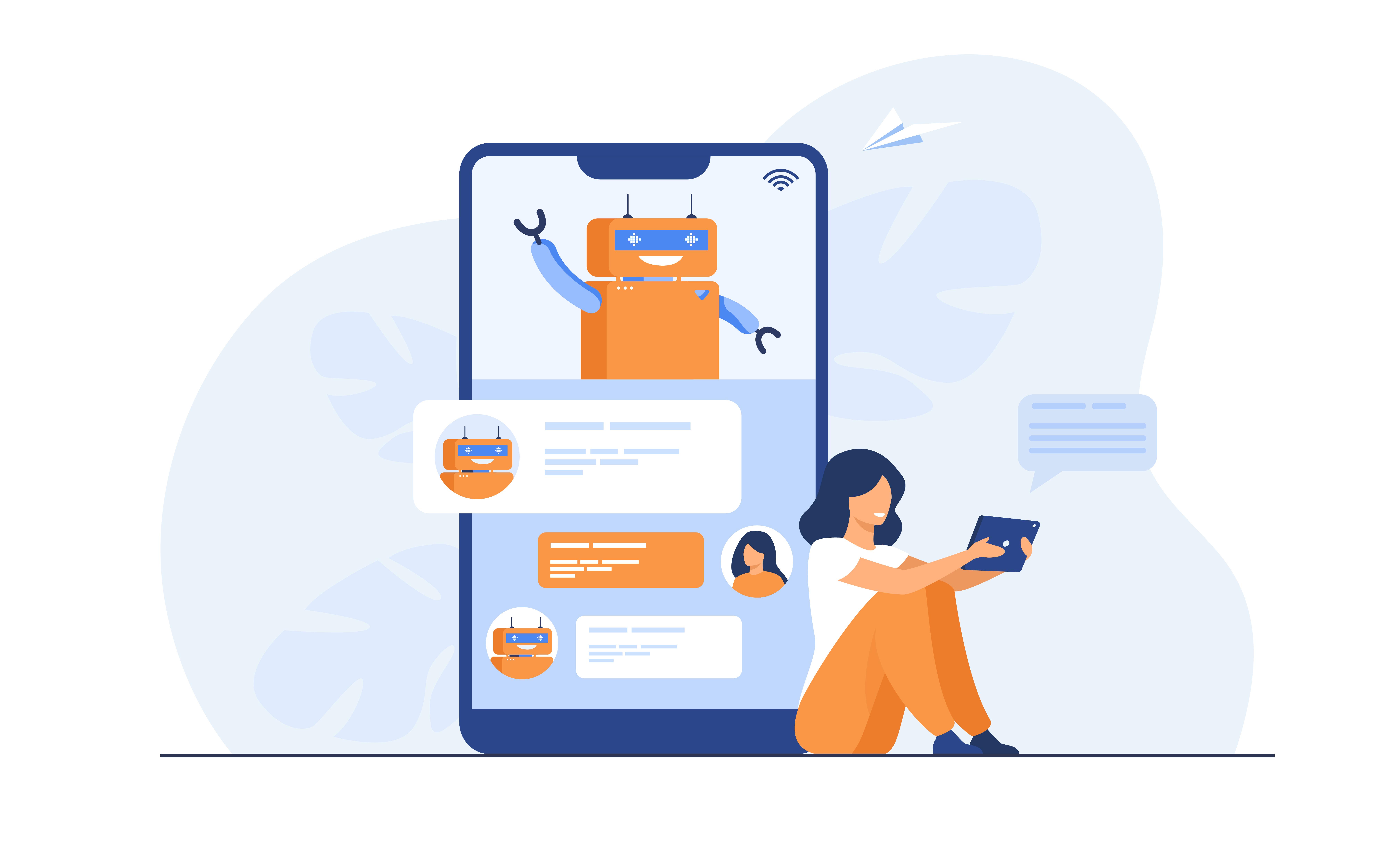 iSmart Communications Chatbots