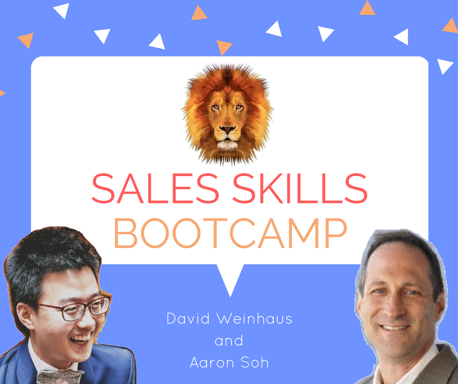 Sales Skills Bootcamp