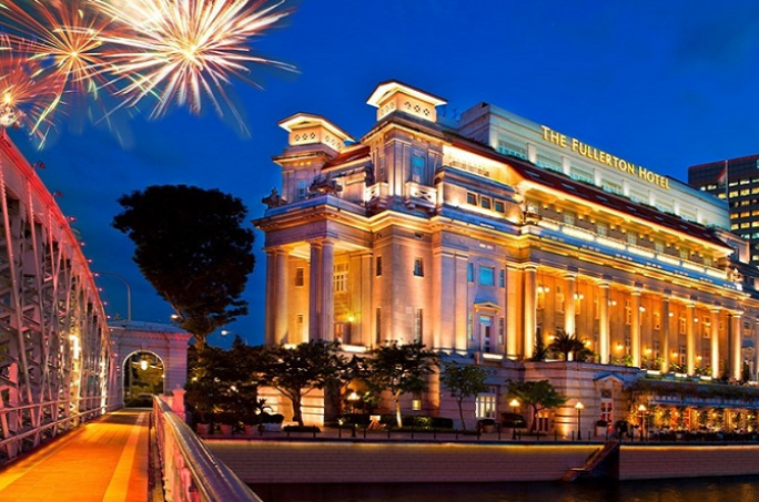 The Fullerton Hotel National Day 2019
