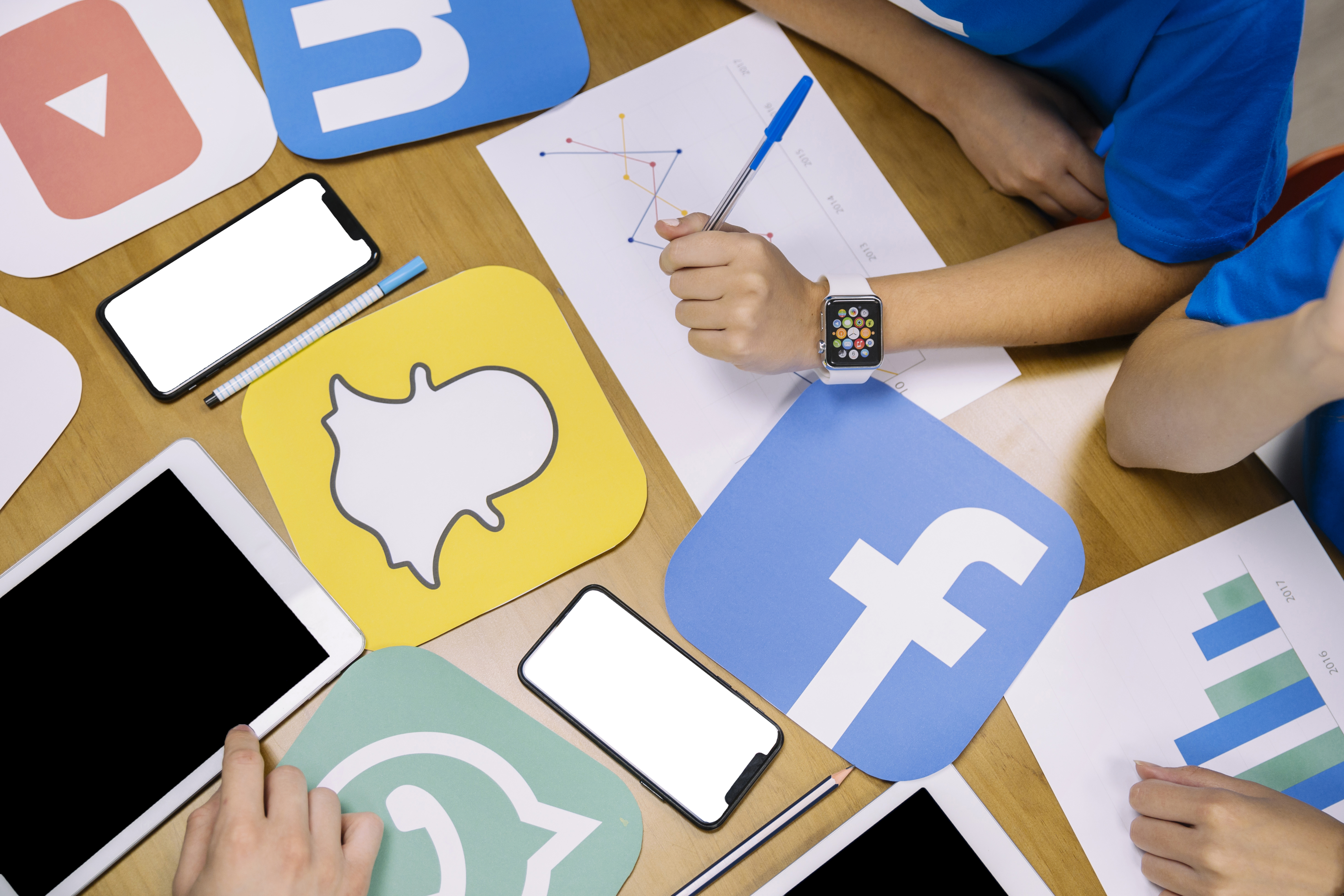 iSmart Communications Social Media SEO